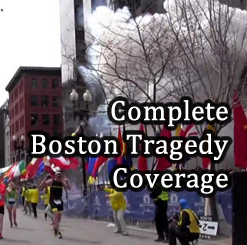 Boston Marathon Bombings - TIM Coverage