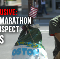 TIM EXCLUSIVE: Boston Marathon Saudi