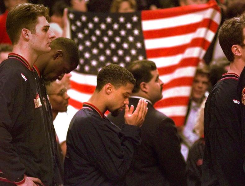 Интервью со звездой НБА, Хакимом Оладжьювоном (Часть 2)