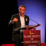 Tarid Ramadan at the 2010 ISNA convention. Photo courtesy of Umar Nazir/Flikr
