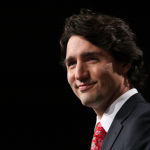 Justin Trudeau. Photo by Adam Scotti/Flikr
