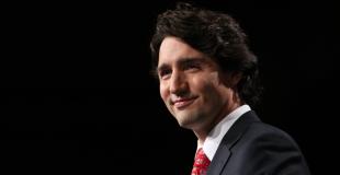 Justin Trudeau. Photo by Adam Scotti/Flikr