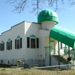Mother mosque in Cedar Rapids