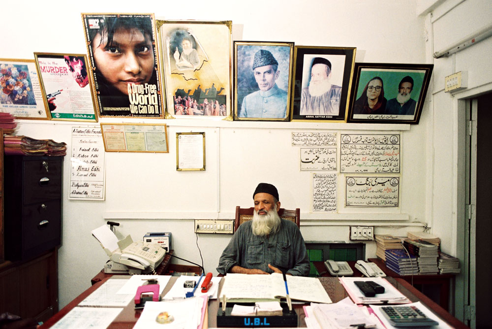 Serving Humanity: Abdul Sattar Edhi