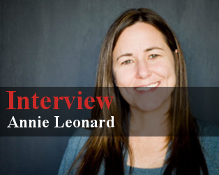 Interview: Annie Leonard, The Story of Stuff
