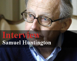 Interview: Samuel Huntington
