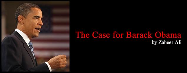 The Case for Barack Obama