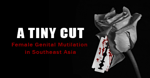 """A Tiny Cut"": Female Circumcision in South East Asia"