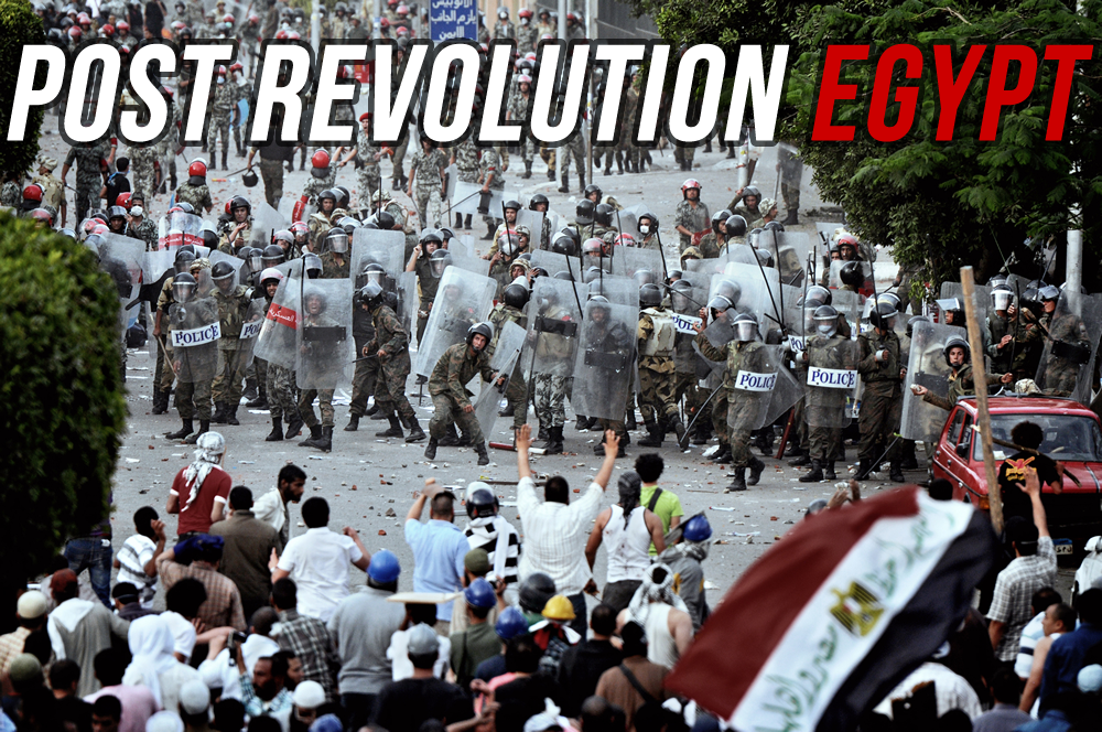 Photo Essay: Post Revolution Egypt – Jonathan Rashad