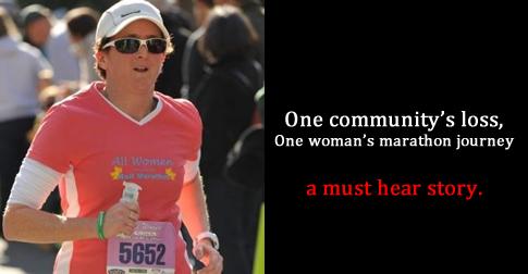 Helene Newberg's Marathon journey