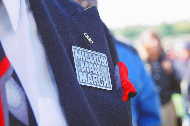 Remembering the Million Man March and the Role of Men in Our Communities