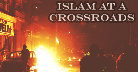 crossroads muslim British muslims are facing a growing radical element in their midst moderate muslims and non-muslims are alarmed what does this mean for britain.