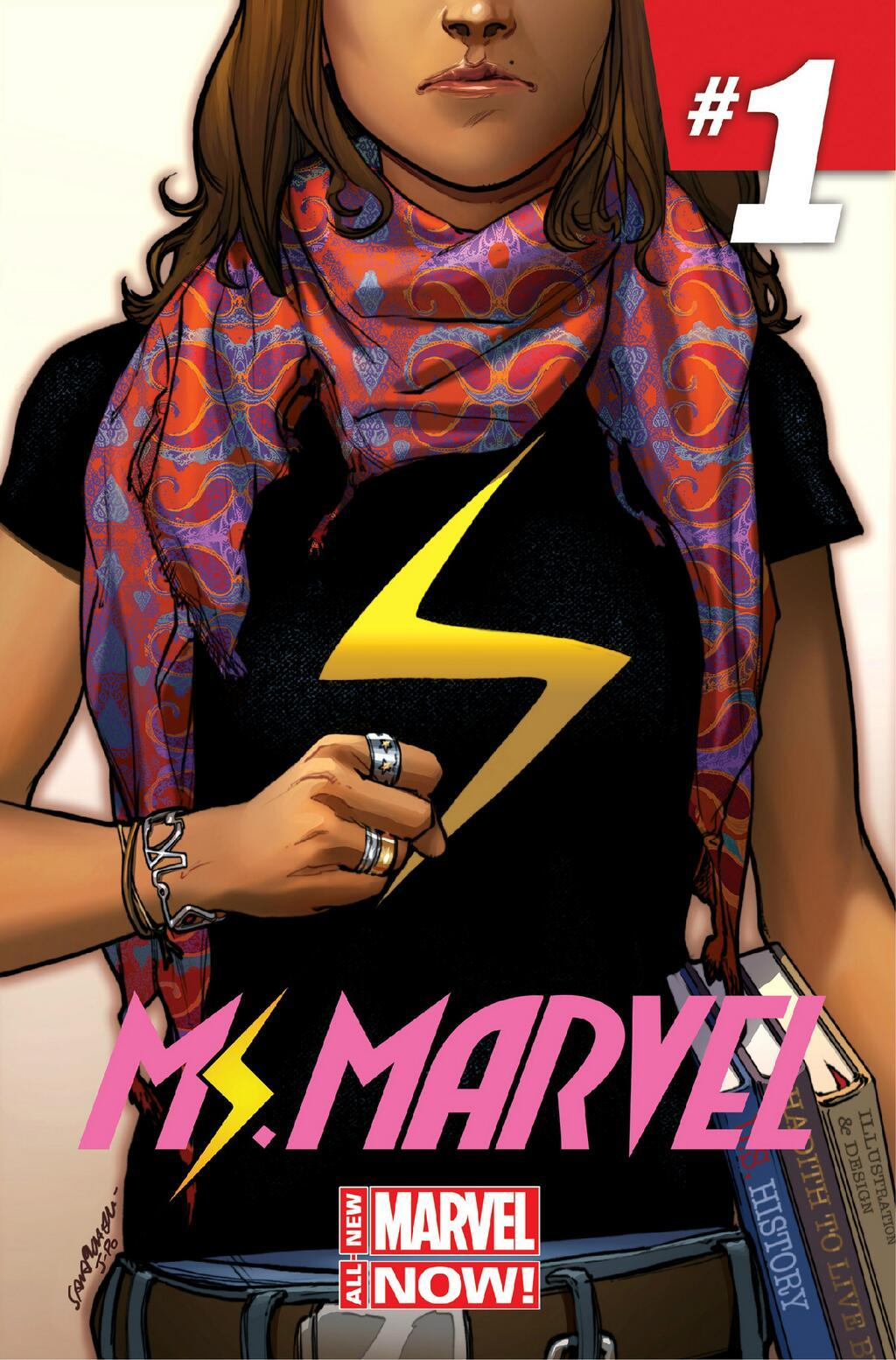 Meet the New Ms. Marvel