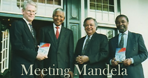Meeting Mandela: A Tribute