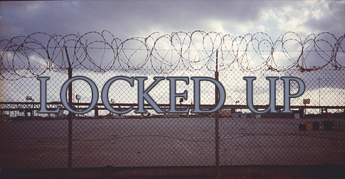 Locking People in Cages