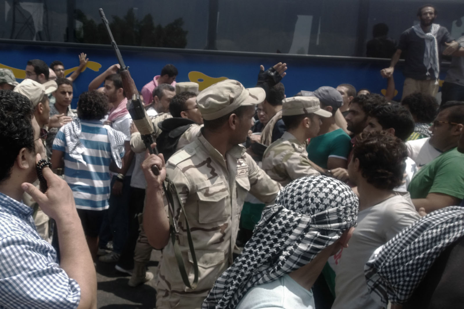 Humanitarian Aid & Medical Supplies To Gaza Halted by Egyptian Military – Forced to Go Back