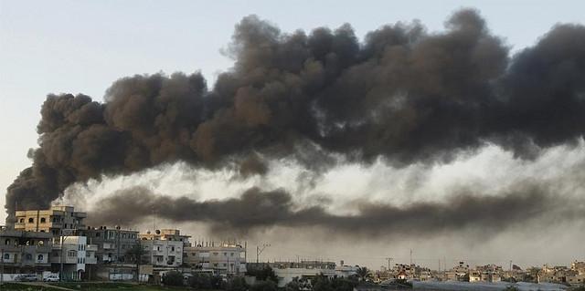 Defense as Annihilation in Gaza