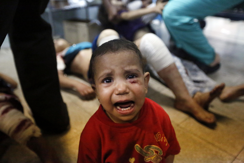 Photo of the Day – Gaza July 24 2014