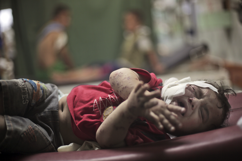 Photo of the day – Gaza July 30 2014