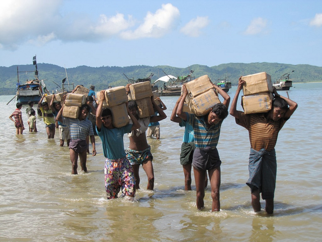 7 Things You Should Know About the Crisis in Burma