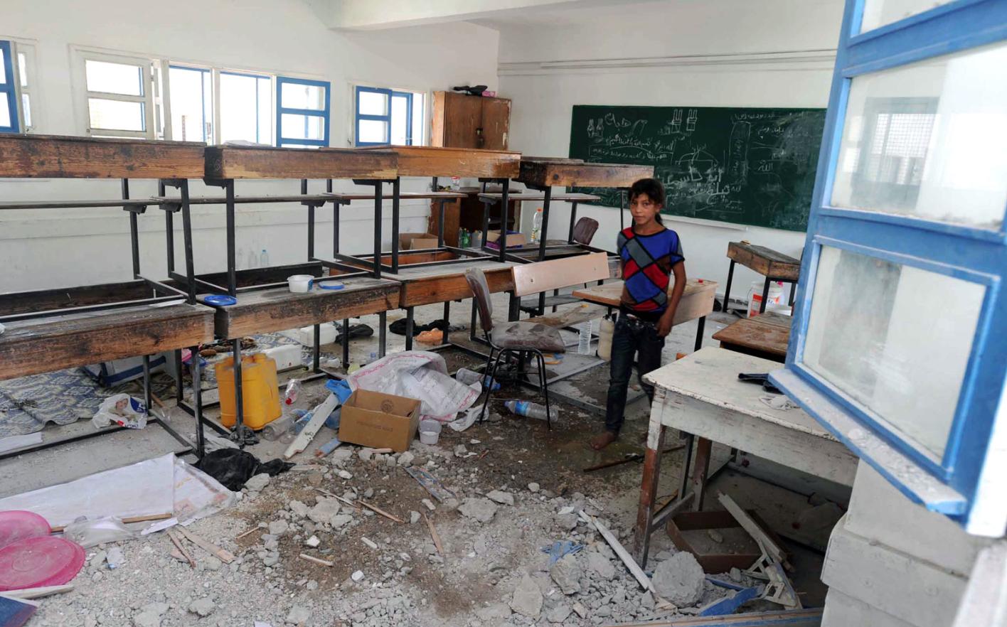 UNRWA Spokesman to TIM on Gaza: Infrastructure and Investigations