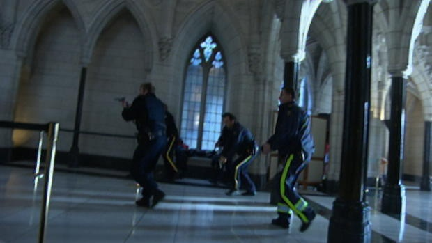 Fear and Mourning in Ottawa