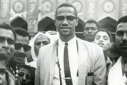 an introduction to the history of islam in malcolm and his life of prison Converted by / to islam and met leaders of the nation of islam and the black muslims he left prison in 1952  in 1964, malcolm x made his  stages of the life .