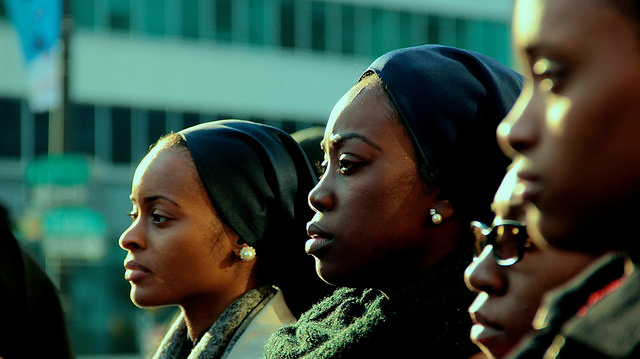 Mobilizing Black-American Muslims