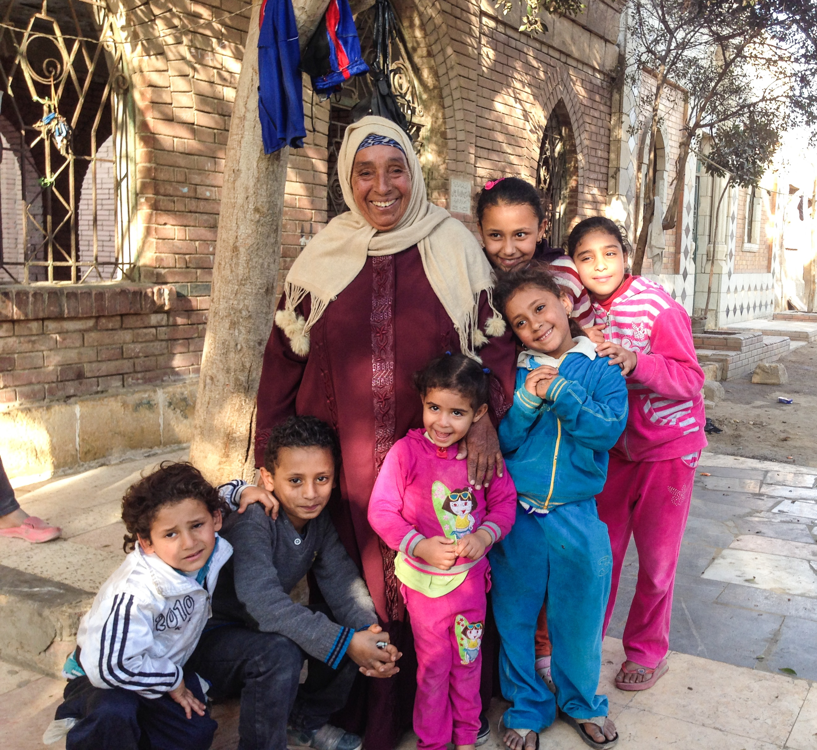 Living amongst the dead in Cairo: Egyptian life at cemeteries