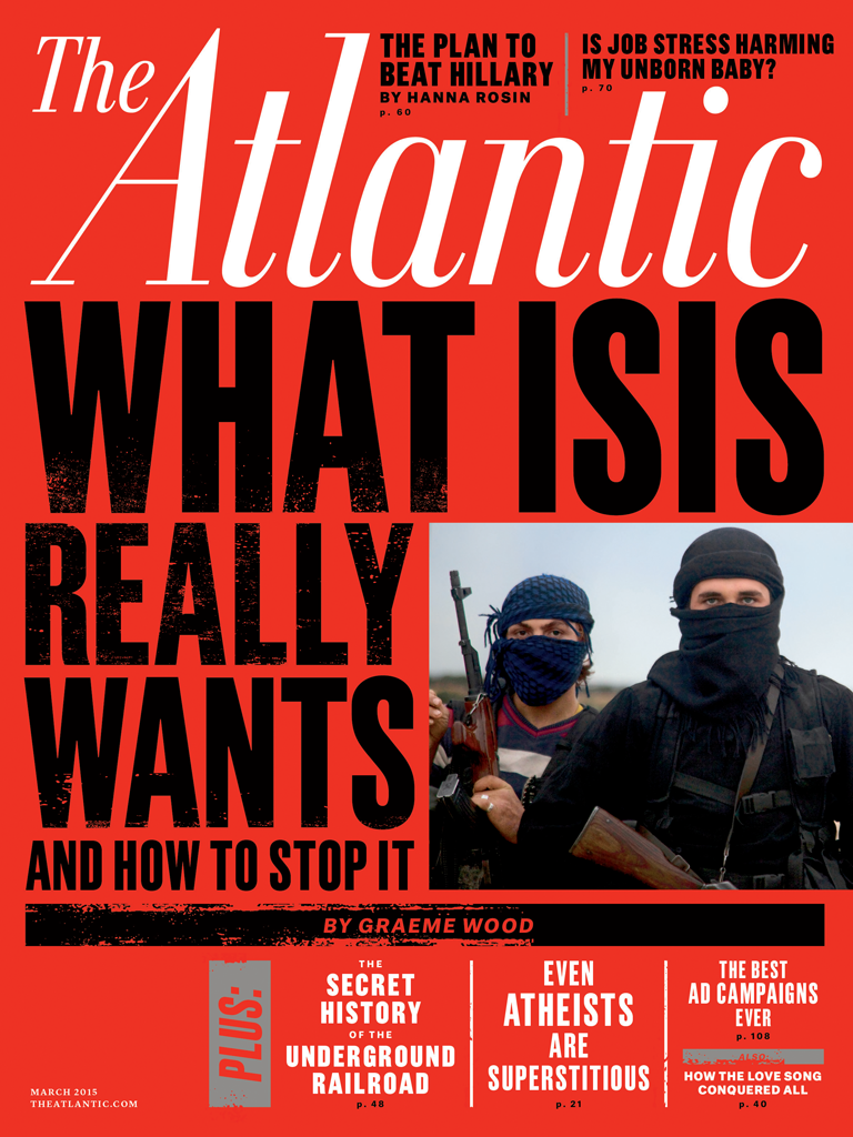 Why America Needs ISIS to be Islamic