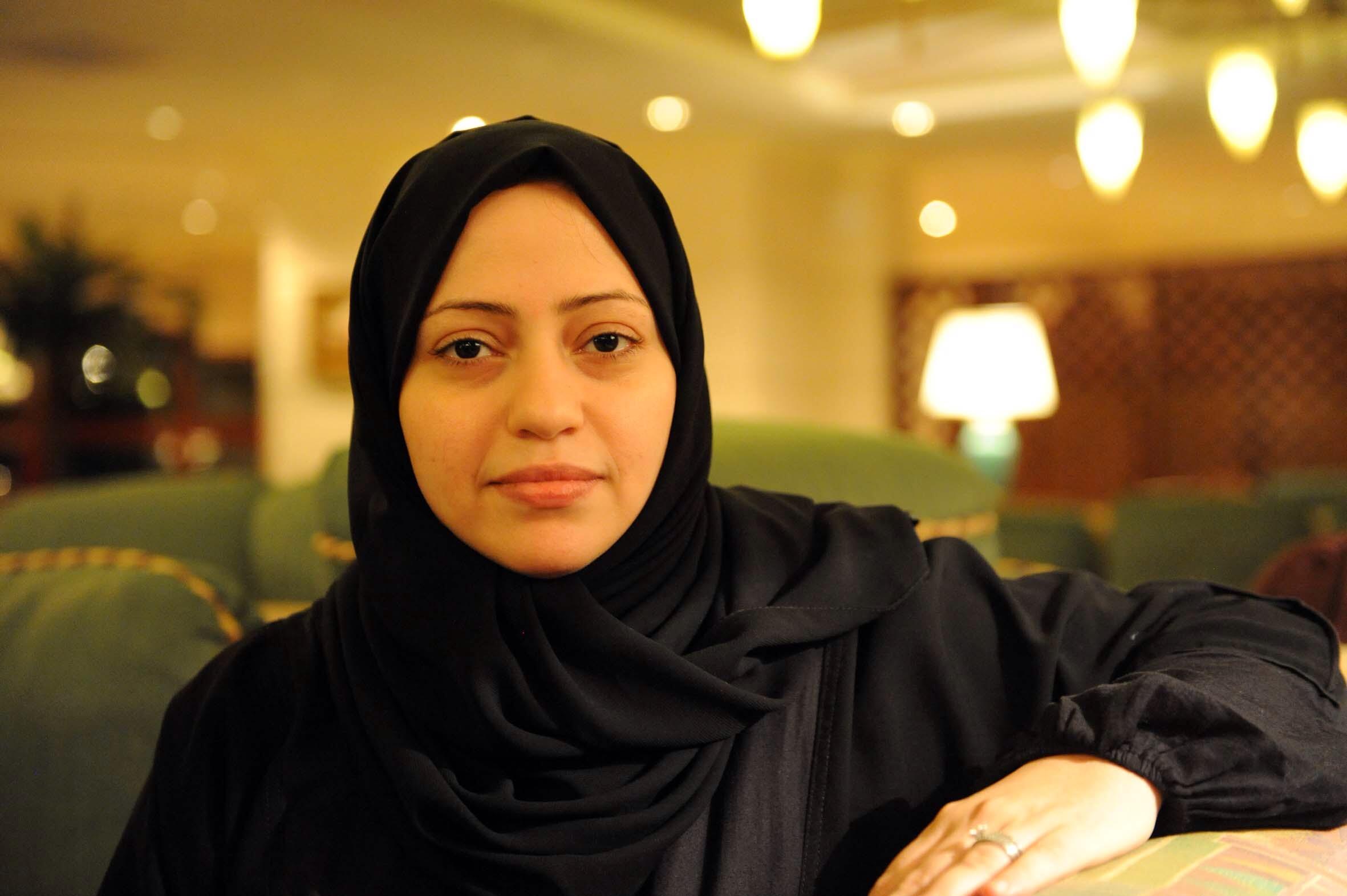 Saudi Samar's Activist Struggle: Samar Badawi