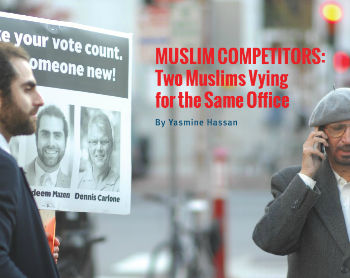 Muslim Competitors: Vying for the Same Office