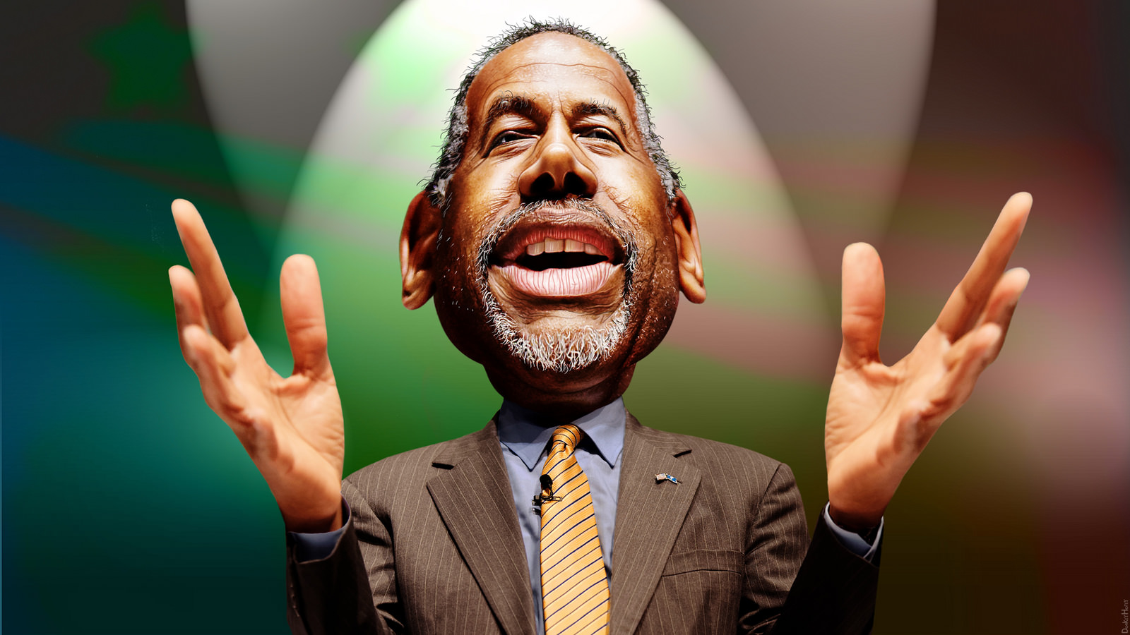 Ben carson islamophobe extraordinaire the islamic monthly for The carson