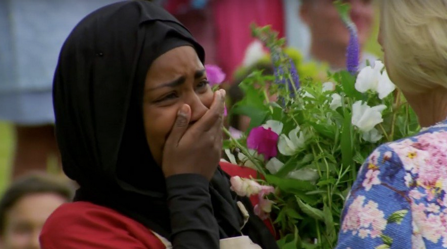 Nadiya's hijab is problematic, but not for the reasons you think