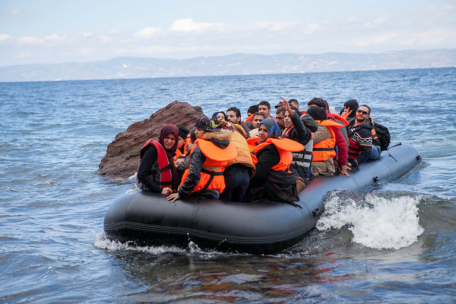 The refugee crisis is the massive Muslim condemnation of ISIS you asked for