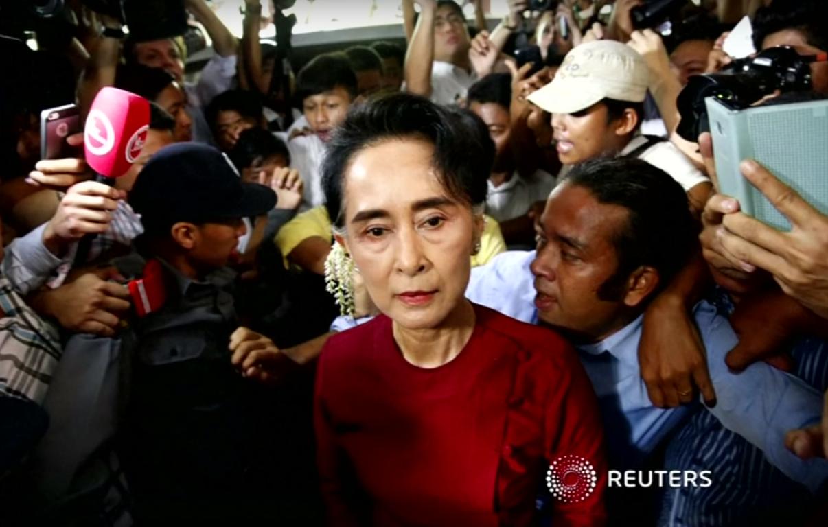 Islamophobia in Burmese elections