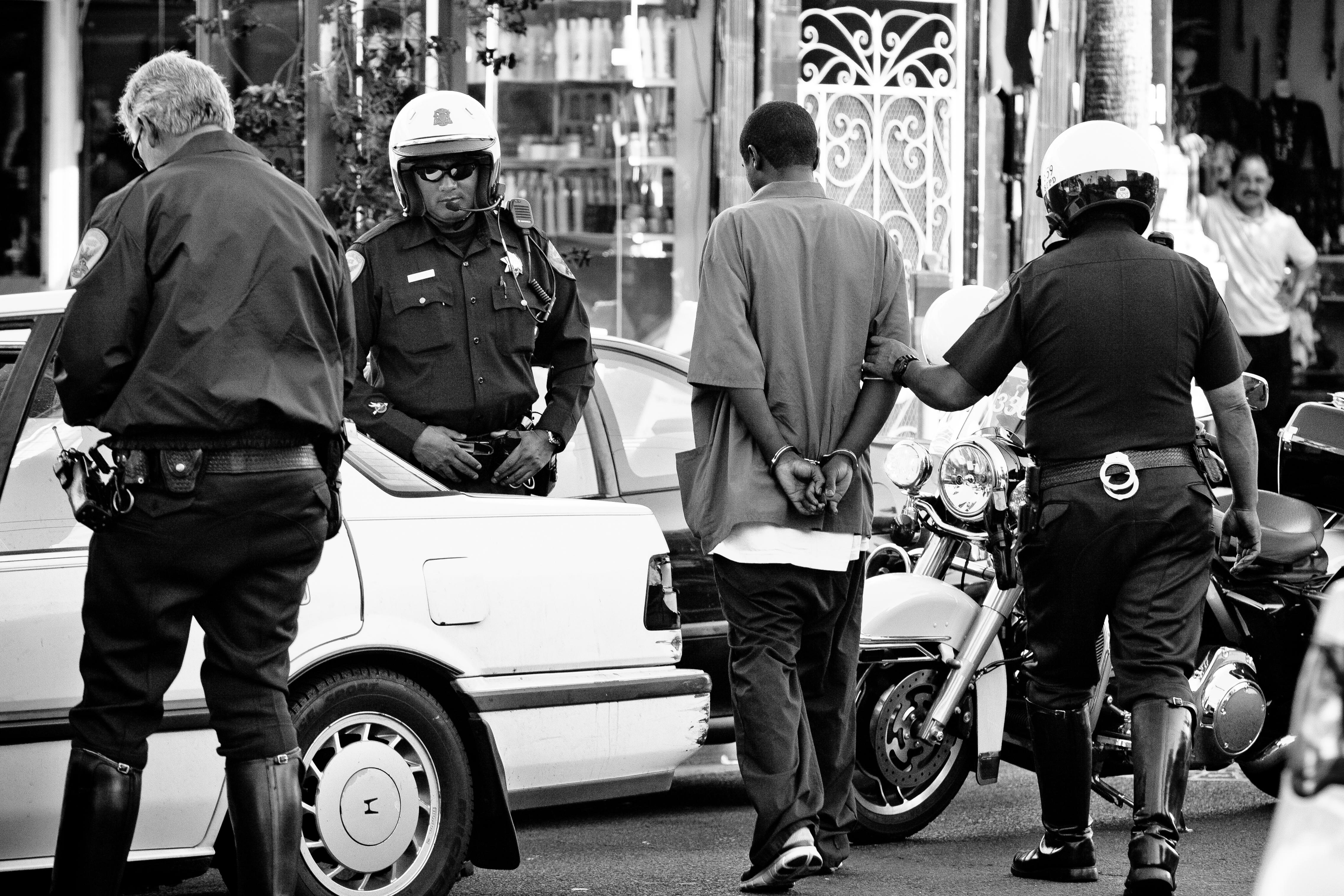 The White Politics of Anti-Black Racism