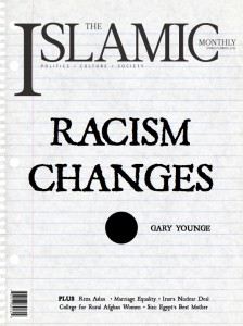 Racism Changes  The Islamic Monthly Current Issue Where Is A Thesis Statement In An Essay also Short English Essays For Students  Buy An Essay Paper