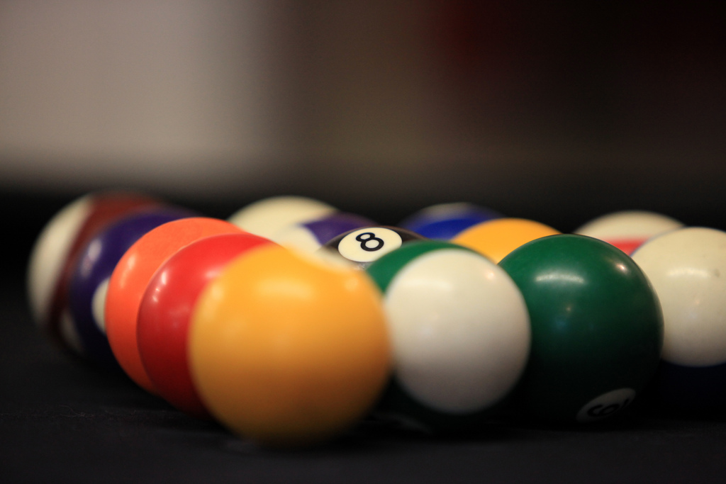 The ISIS 8-Ball