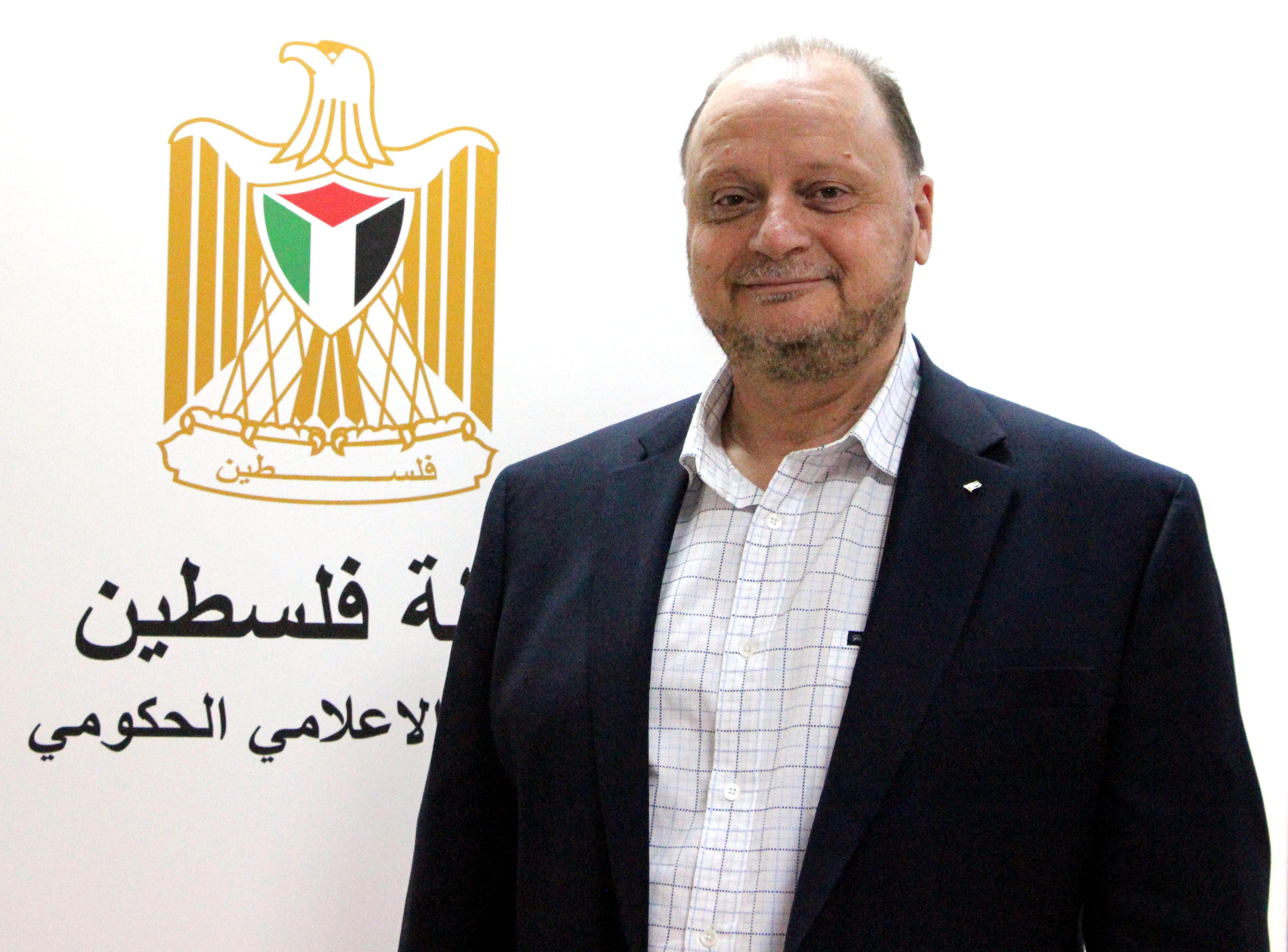 Managing Palestine's PR