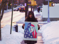 The Face of the Movement Addresses Her Critiques on Her Famous Photo