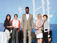 Iraqi American Receives Humanitarian Award