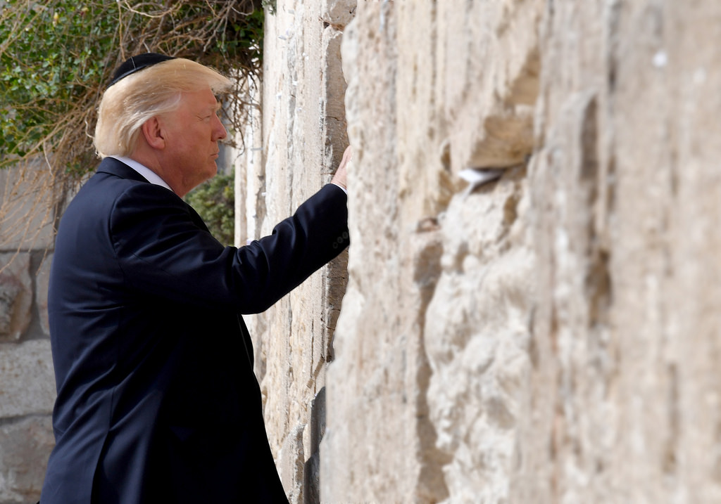 5 Points About Trump's Speech on Jerusalem